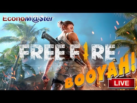 Free Fire Battlegrounds. Jogando com os amigos do canal. Live da madrugada.