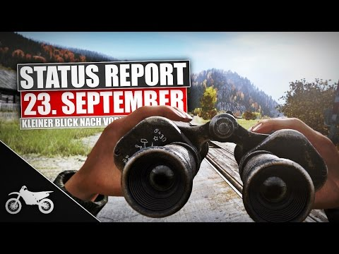 ◤Status Report 23.09.15 | DAYZ STANDALONE V0.58 | German Gameplay - Ricoo
