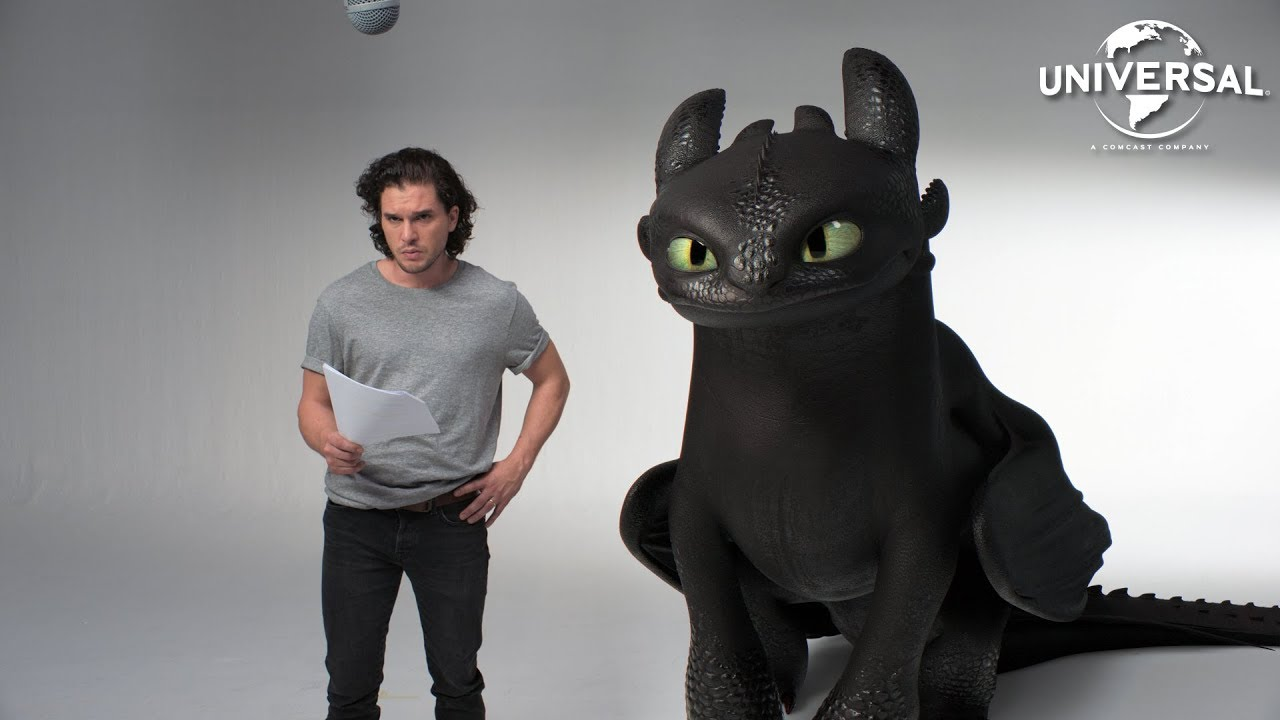 How To Train Your Dragon The Hidden World Kit Harington