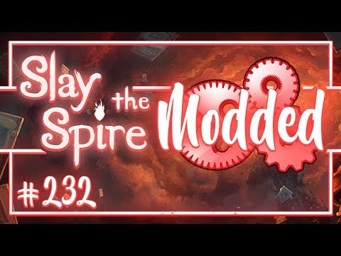 Let's Play Slay The Spire Modded: Infinite Spire | Luckiest Run Ever? - Episode 232
