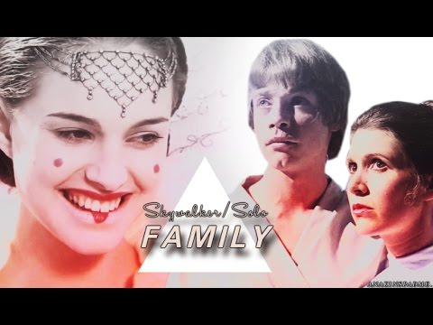 » the skywalker/solo family | that is your family...