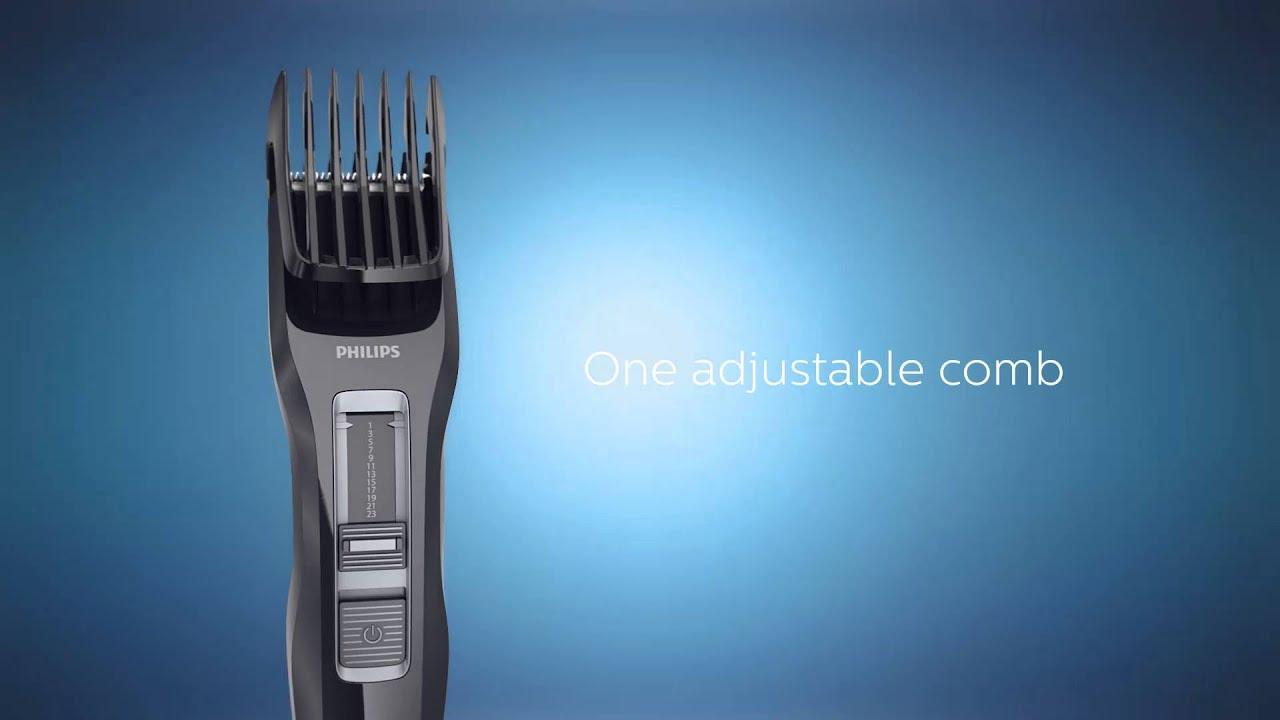 Philips HairClipper Series 3000 - YouTube 3c9b2d0b74b5