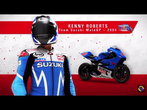 "MotoGP 15 Eventos 4T #3 Kenny Roberts Jr Suzuki""04 - YouTube"