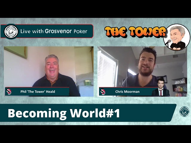 An Hour with The Tower - Chris Moorman Ep.2