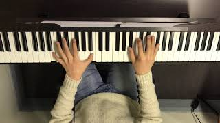 Bon Iver - U (Man Like) (Piano Cover)