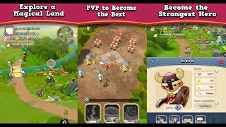 Wild Kingdoms - Android Gameplay ᴴᴰ