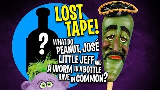 LOST TAPE! What Do Peanut, José, Little Jeff, and a Worm in a Bottle Have in Common? | JEFF DUNHAM