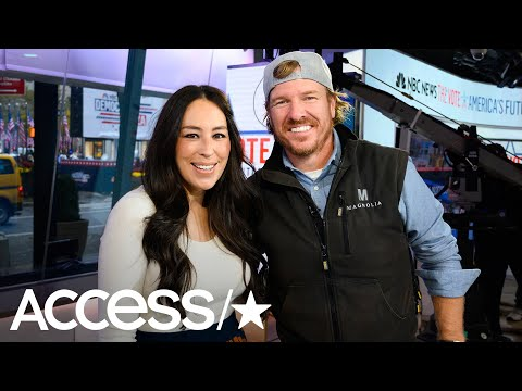 Chip & Joanna Gaines' New Cable Channel Will Replace Discovery's DIY Network!