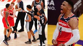 """NBA """"Heated"""" MOMENTS #2 2021 NBA Season"""