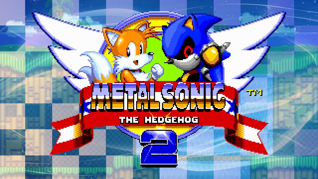 Metal Sonic In Sonic The Hedgehog 2 Walkthrough Youtube