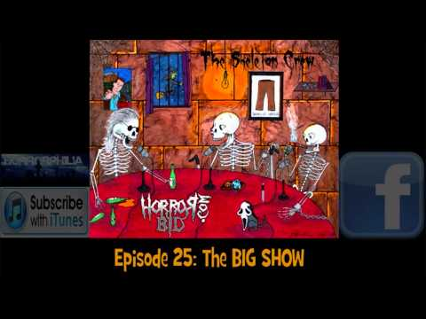 #25 The BIG SHOW The Skeleton Crew The Dark Knight Rises Review
