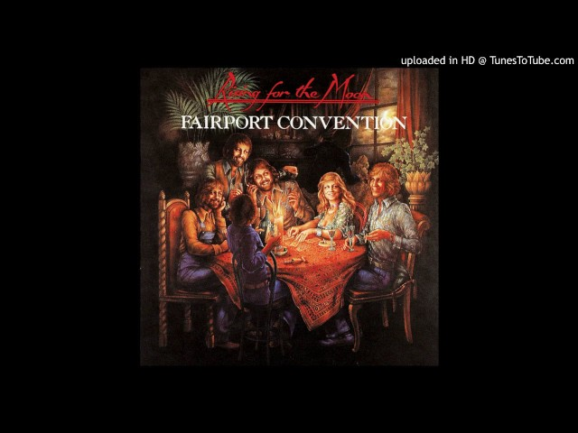 Fairport Convention - One More Chance (Studio Version)