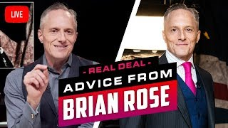 MY MAIN ADVICE TO ALL OF YOU OUT THERE  - Brian Rose's Real Deal