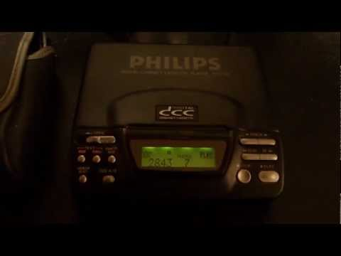 Philips DCC 130 Digital Compact Cassette Player