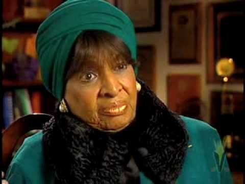 C. DeLores Tucker: Modern Day Civil Rights Struggle