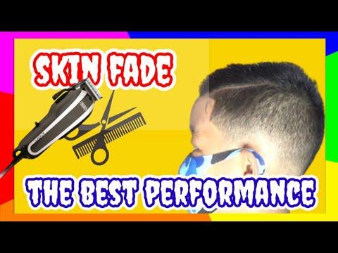 Gaya rambut skin fade - YouTube