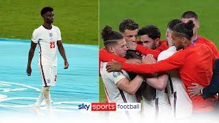 """Negativity won't break me"" | Bukayo Saka speaks out following Euro 2020 final disappointment"