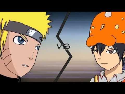 Naruto VS BoBoiBoy (Fan Animation)
