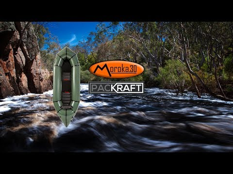 Packraft Ultralight Inflatable River Rafts