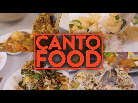 CANTONESE HOMESTYLE FOOD (Guangzhou Style) - Fung Bros Food