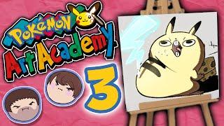 Pokemon Art Academy: New Possibilities - PART 3 - Grumpcade