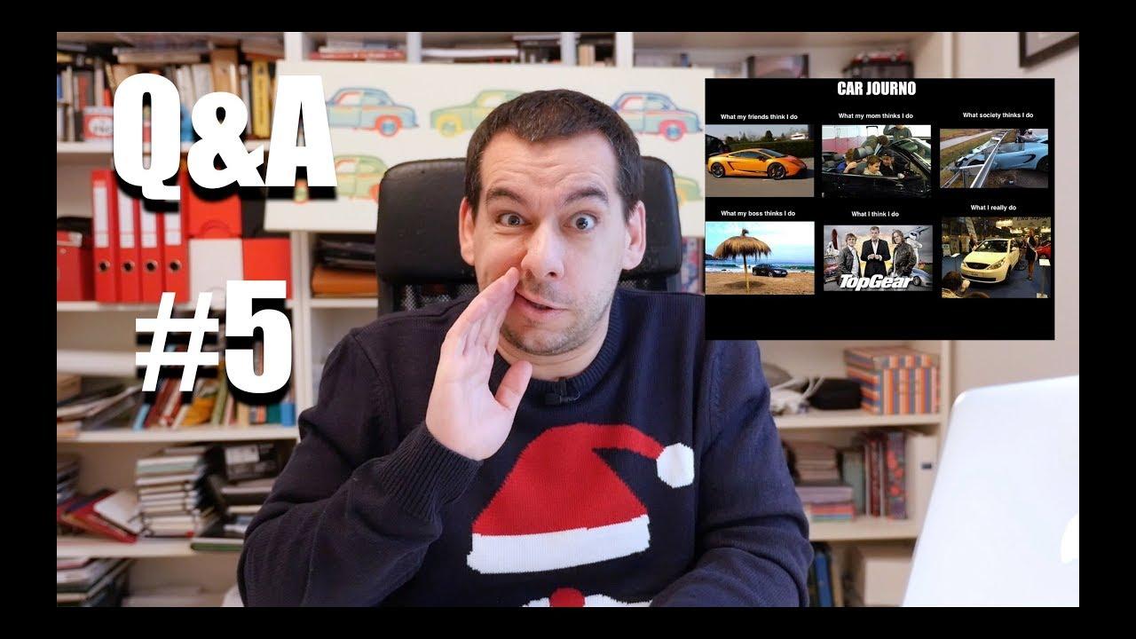 Q&A #5 (PL) – Top Gear czy The Grand Tour?