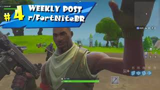 Fortnite Memes, Wins and Epic Fails, Funny Moments and Comics - r/FortNiteBR - Weekly Review