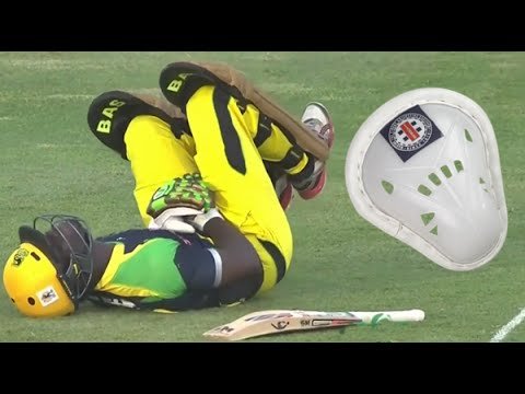 Ball Hit on Nuts || Painful Worst Injuries in Cricket History !!!