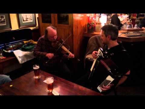 Dave Shepherd & Barry Watson at The Foresters