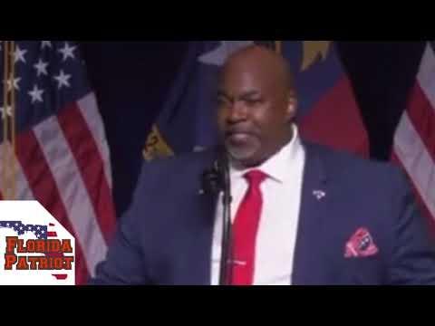 LT. Gov. Mark Robinson Delivers BEST Pro American Speech EVER!