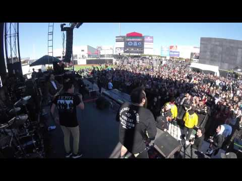 Stray From The Path - South By So What?! 2016 - Day 2