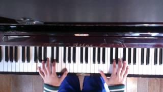 今回はKANA-BOONさんのシルエットを弾いてみました。ナルトのアニメのオ...
