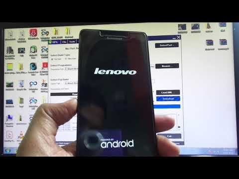 How To Flash Lenovo A6000 (2019)