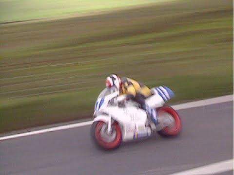 TT throwback! Ian Lougher wins the 1990 Isle of Man TT Junior Race