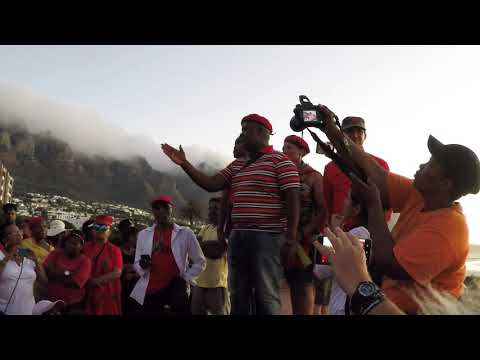 EFF shuts down Clifton and Camps Bay