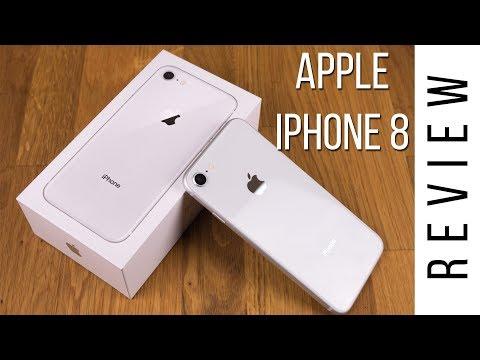 Download Youtube: Apple iPhone 8 Review