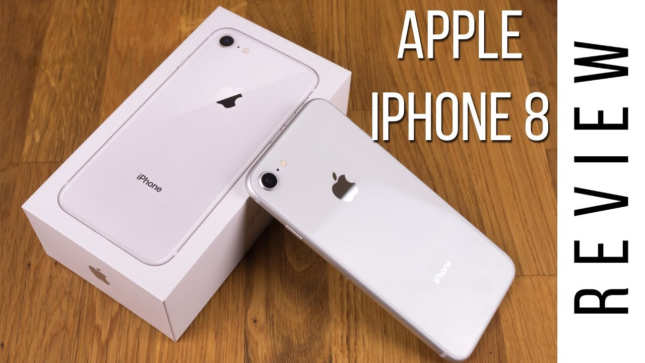 Apple iPhone 8 Review - YouTube