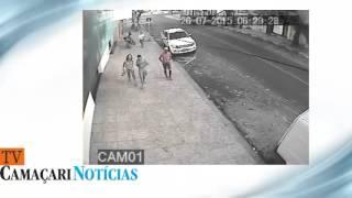 Suspeitos de estrupo e homicídio em Camaçari