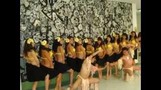 Ballet Mahana to Ava´e Aparima Poti´i No Te Mau Motu