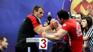 Чемпионат России по Армрестлингу 2012 финал абсолютки!