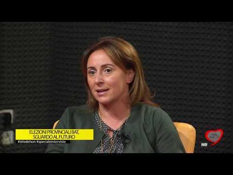 Speciale Interviste 2018/19 Elezioni Provinciali Bat, sguardo al futuro
