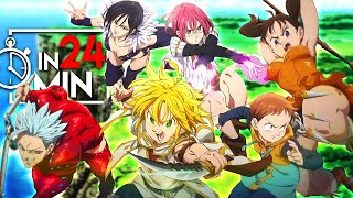 THE 7 DEADLY SINS 'STAFFEL 1' IN 24 MINUTEN