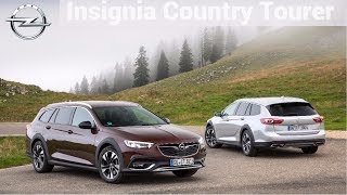 2018 Opel Insignia Country Tourer - Turbo 4x4 And Exclusive Version
