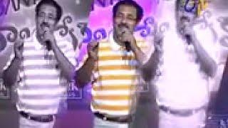 Swarabhishekam - Srinivas Performance - Malle Teegaku Pandirivole Song - 21st September 2014