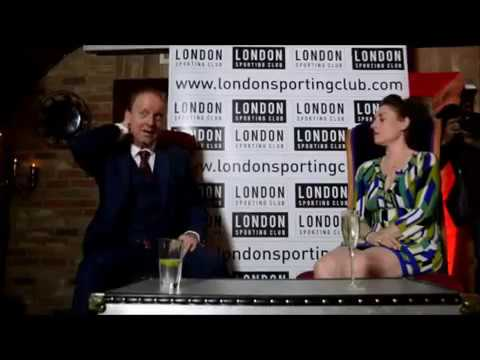 Synergie16 Business Club - Spotlight Show - London Sporting Club with Ian Stafford