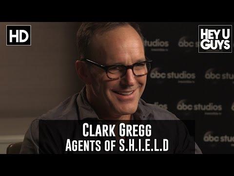 Clark Gregg Interview - Agents of S.H.I.E.L.D