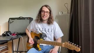 ULTRA MONO - GROUNDS (Guitar Play Through)