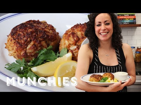 How-To Make Maryland Crab Cakes