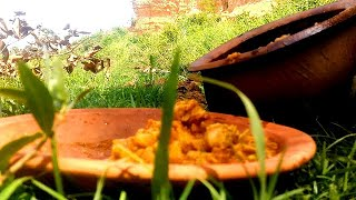 Gambar cover Chicken Pot- Handi Biriyani with Egg and Potato | Jungle Cooking