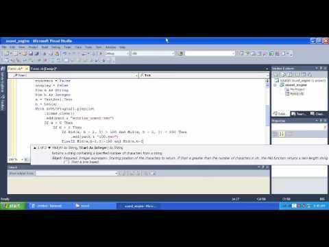 Cara Membuat Aplikasi Dengan Vb.net 2010